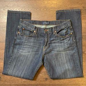 Lucky Brand Men's Denim 221 Straight Jeans